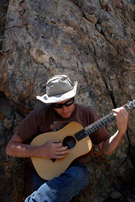 Santa Cruz Guitar Teacher Guy Cantwell